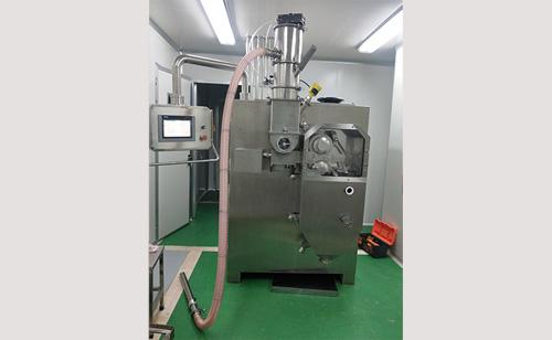 上海同仁药业股份有限公司-LG-200干法制粒机