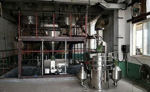 山东联盟磷复肥有限公司-LG200干法制粒机