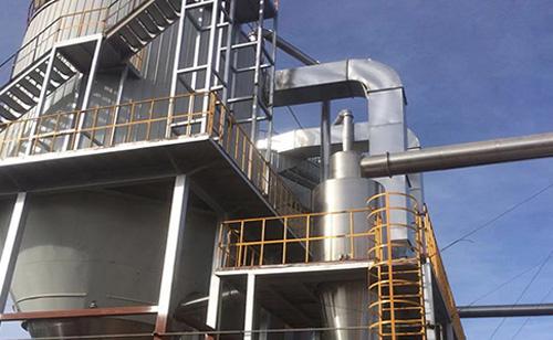 新疆众和股份有限公司-铝粉及添加剂水溶液喷雾干燥机