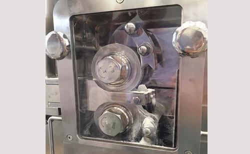 泰州医药城国科化物生物医药科技有限公司-实验室干法制粒机