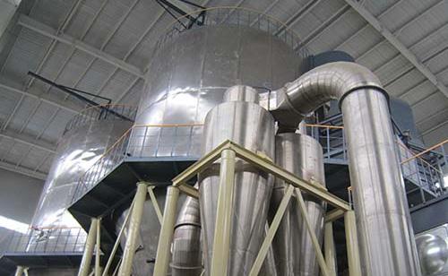 内蒙古科然生物高新技术有限责任公司-大豆肽喷雾干燥机