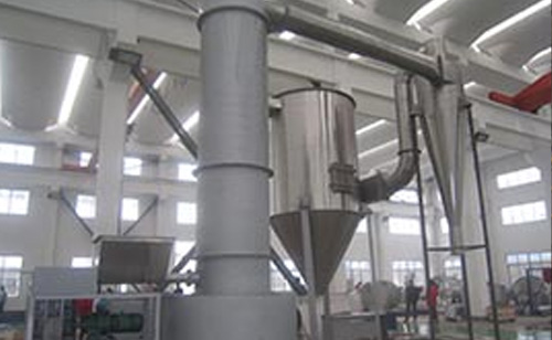 山东国瓷功能材料股份-氧化锆闪蒸干燥机