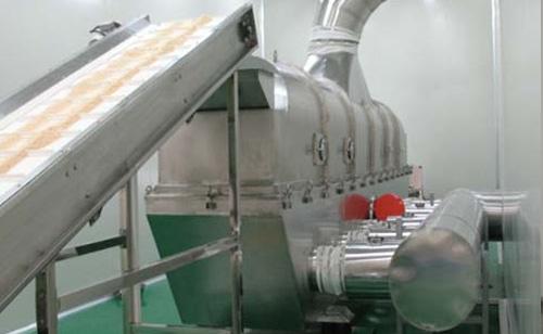 广西桂林智强食品开发有限公司-藕粉生产线