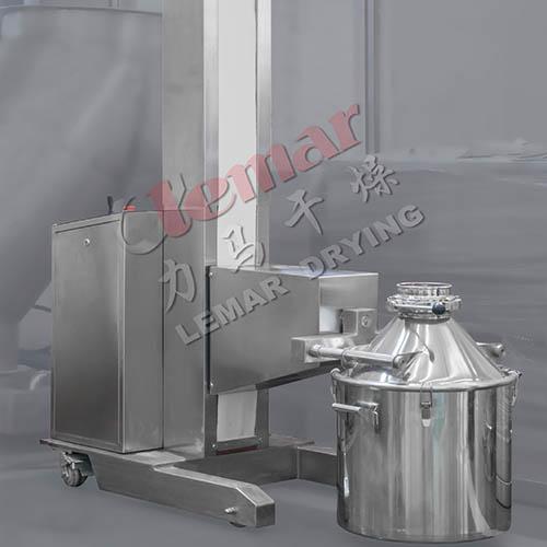 HSD系列實驗室料斗混合機