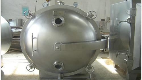 圆型真空干燥机