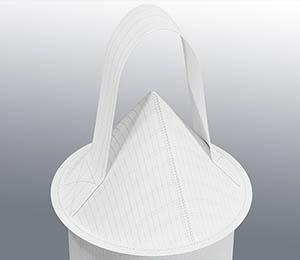 雙錐干燥袋
