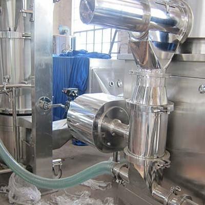 濕法混合制粒機
